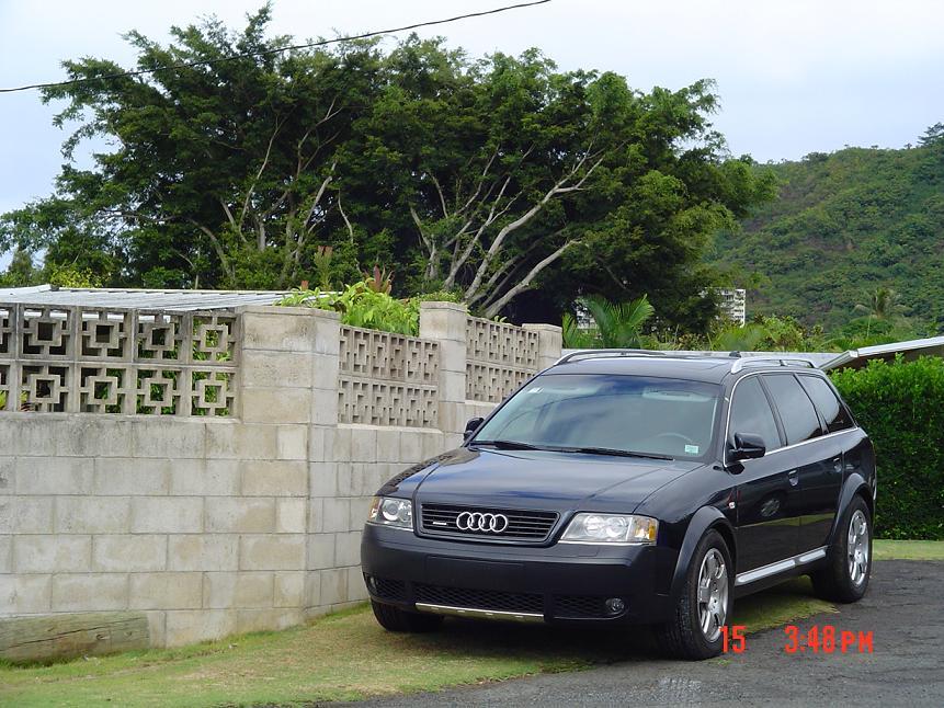 2005 Audi Allroad Quattro Image 21