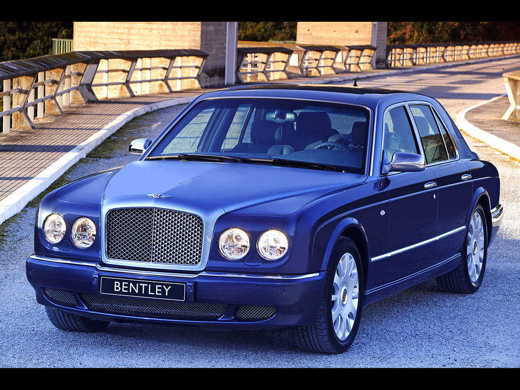 Bentley Arnage #14