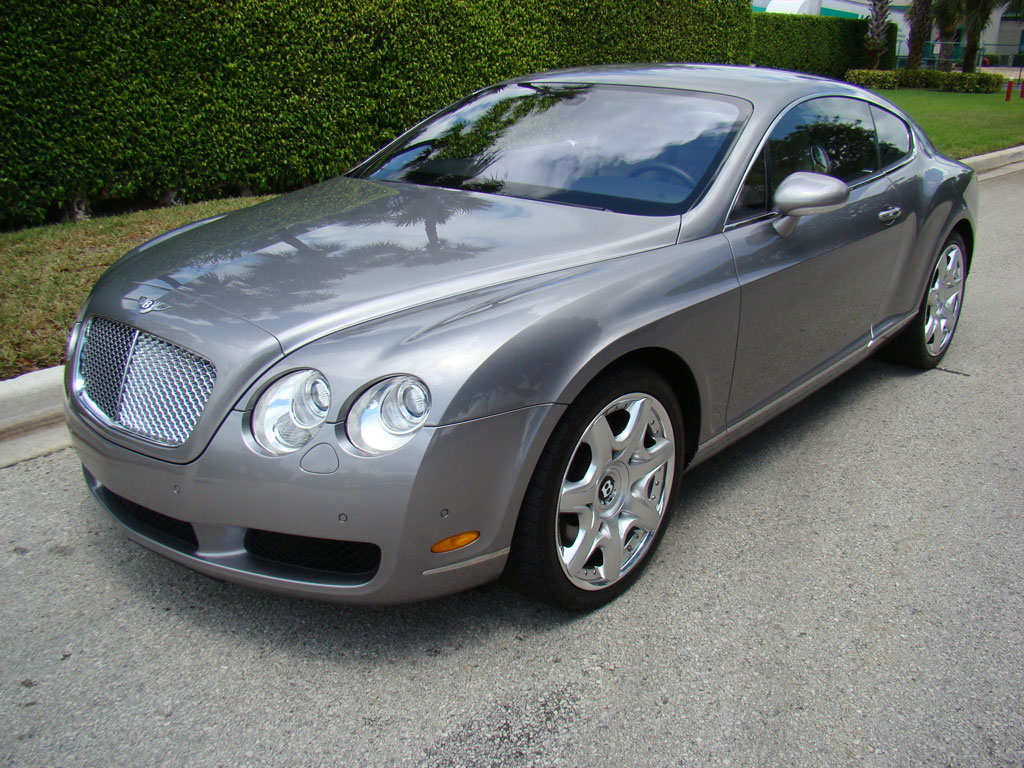 2005 bentley continental gt information and photos zombiedrive. Cars Review. Best American Auto & Cars Review