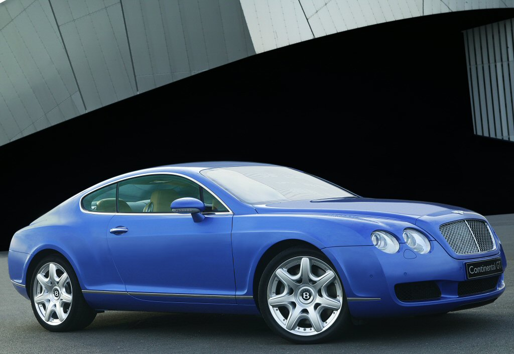 Bentley Continental GT #11