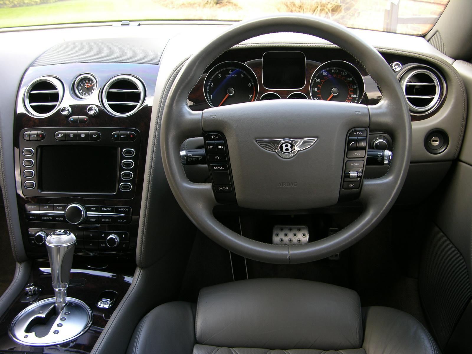 2005 Bentley Continental Gt Image 6