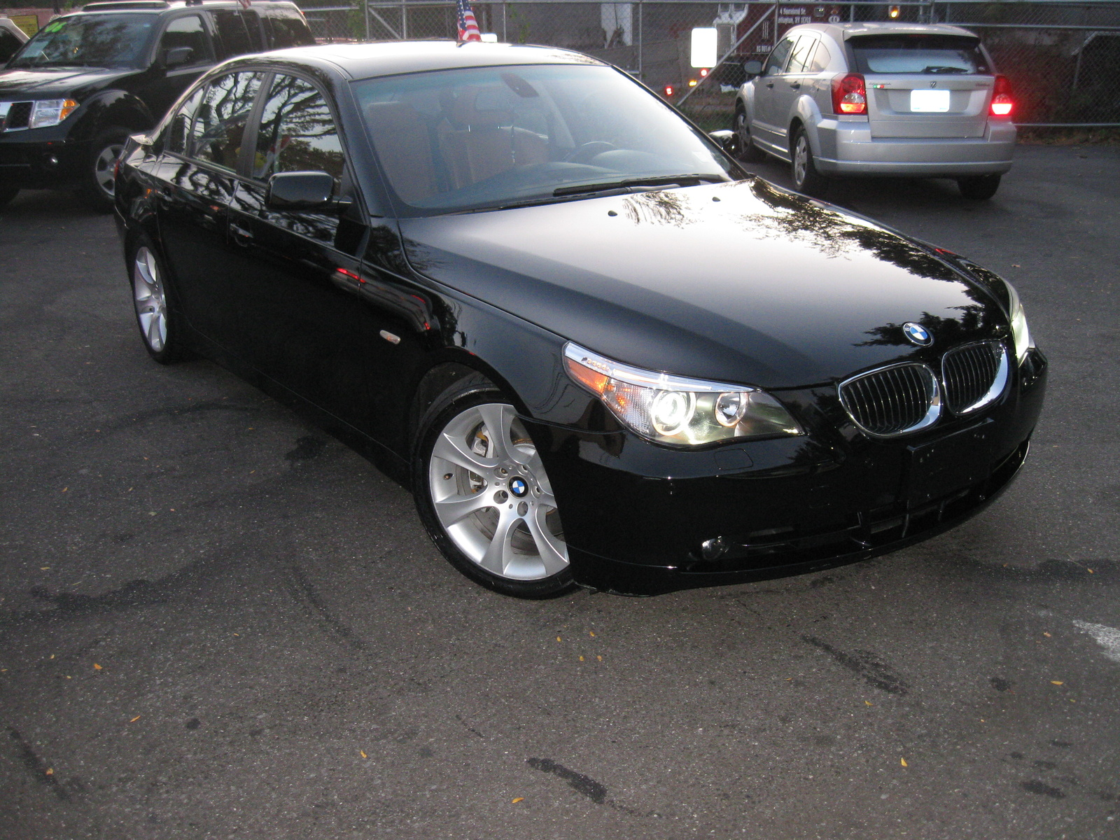 2005 Bmw 5 Series Information And Photos Neo Drive
