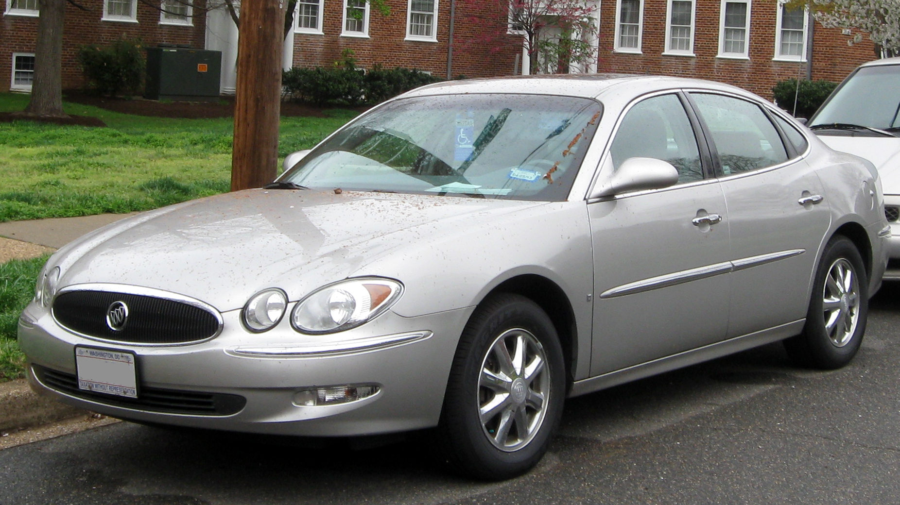 2005 Buick Lacrosse Information And Photos Zombiedrive