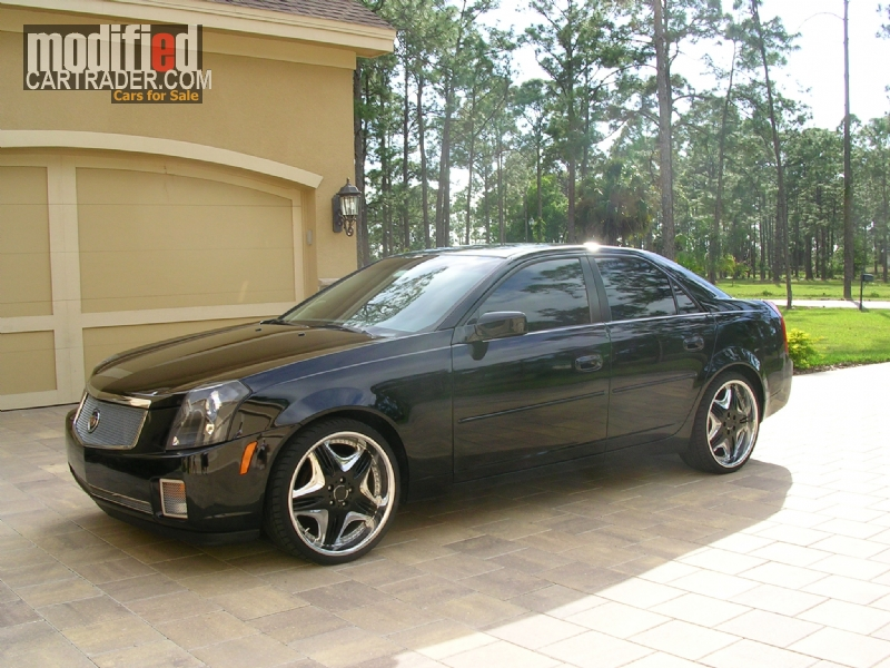 2005 Cadillac CTS - Information and photos - ZombieDrive