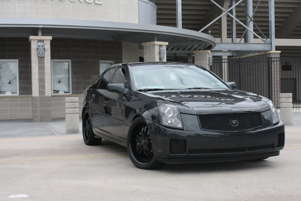 2005 Cadillac Cts Information And Photos Zombiedrive