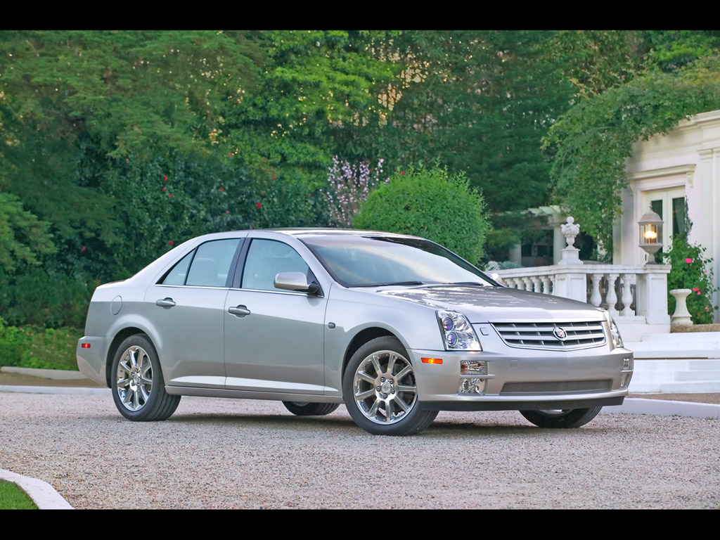 2005 Cadillac Sts Information And Photos Zombiedrive Fuse Box For Cts 2003 5