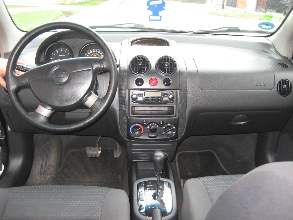 2005 Chevrolet Aveo  Information and photos  ZombieDrive