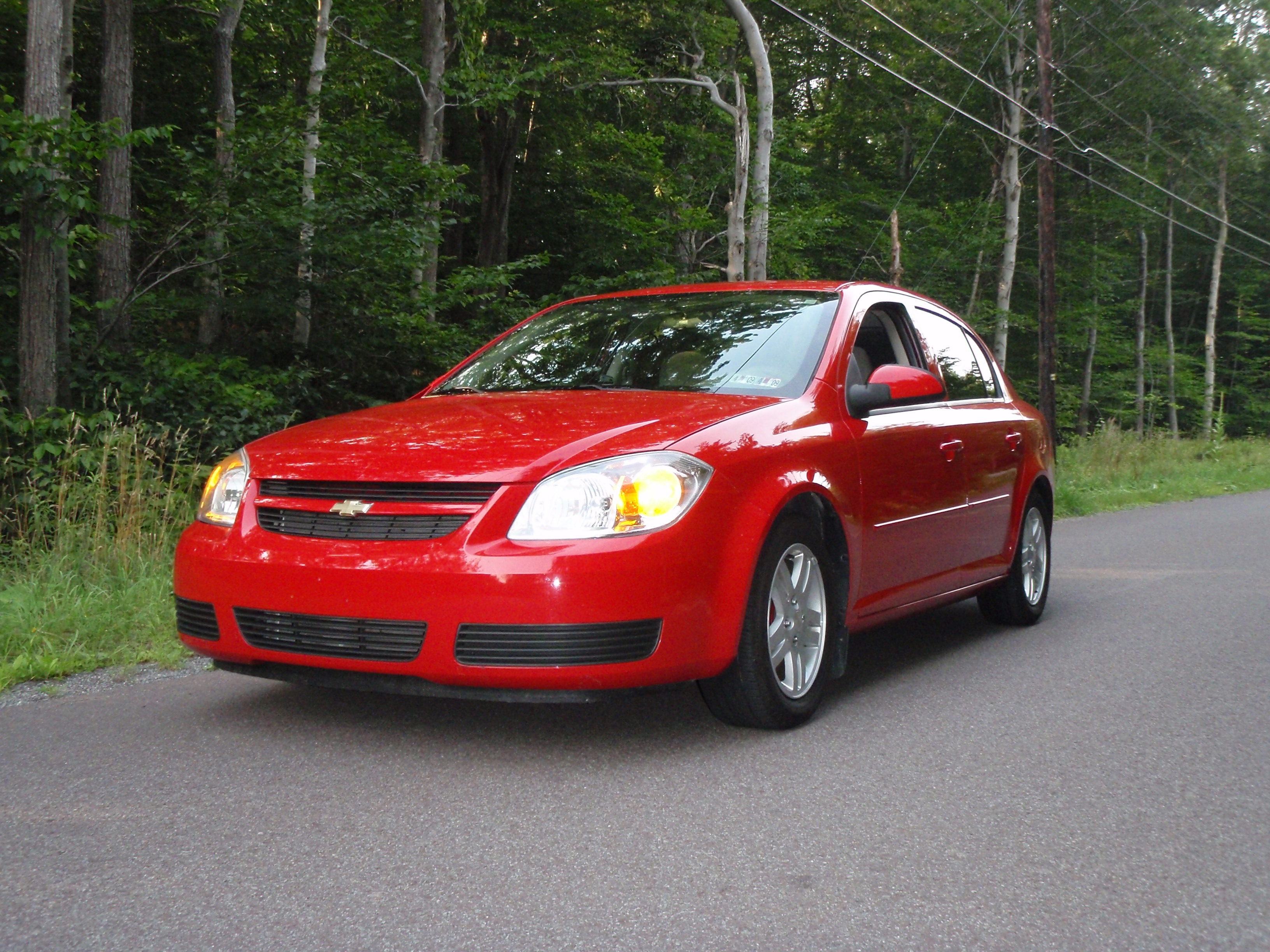 2005 Chevrolet Cobalt Information And Photos Zomb Drive