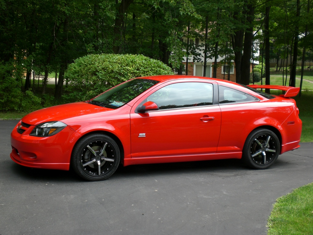 Chevy  2006 Chevy Cobalt Ss  19s20s Car and Autos All Makes