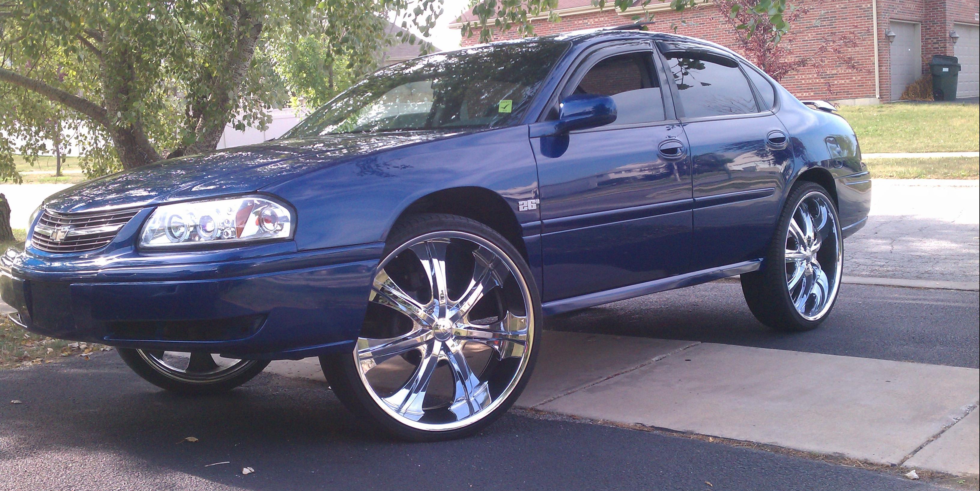 2005 chevrolet impala 21 chevrolet impala 21