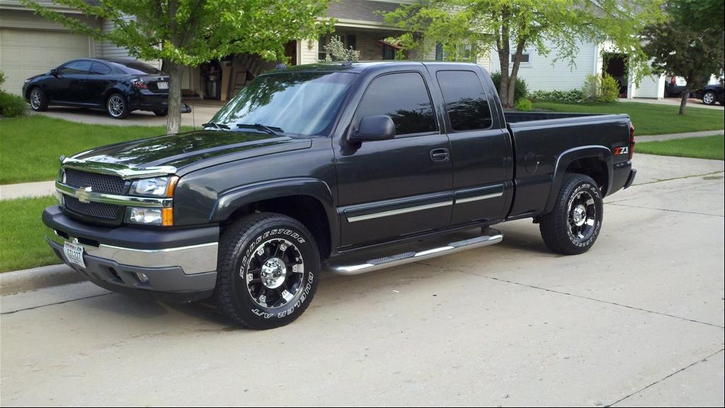 2005 Chevrolet Silverado 1500 #20 Chevrolet Silverado 1500 #20