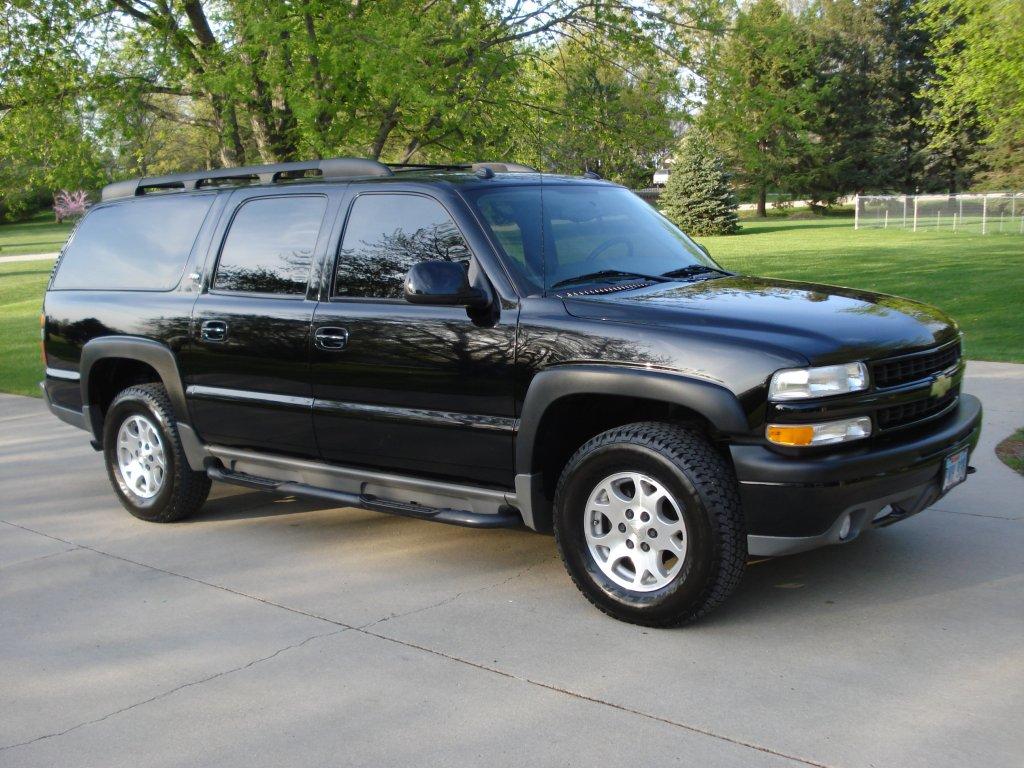 Aufi Jeep >> 2005 Chevrolet Suburban.html | Autos Weblog