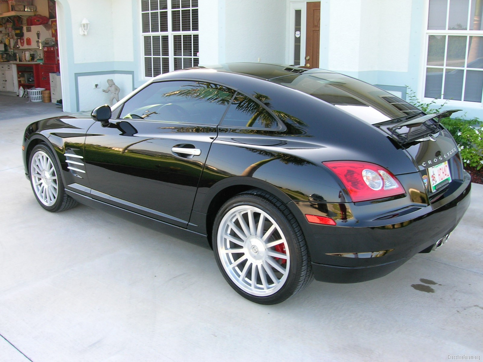 chrysler review speed top buick crossfire cars