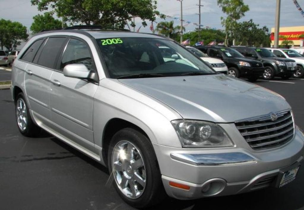 chrysler 2005 chrysler pacifica 2005 chrysler pacifica image 11. Cars Review. Best American Auto & Cars Review