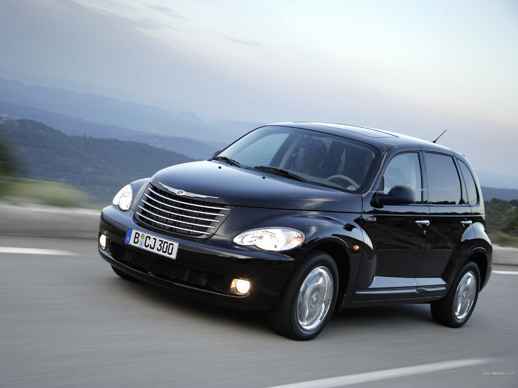 2005 Chrysler Pt Cruiser Information And Photos Zombiedrive 300 Owners Manual 29