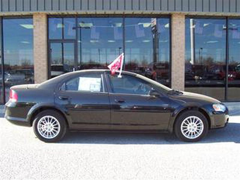 2005 Chrysler Sebring 10