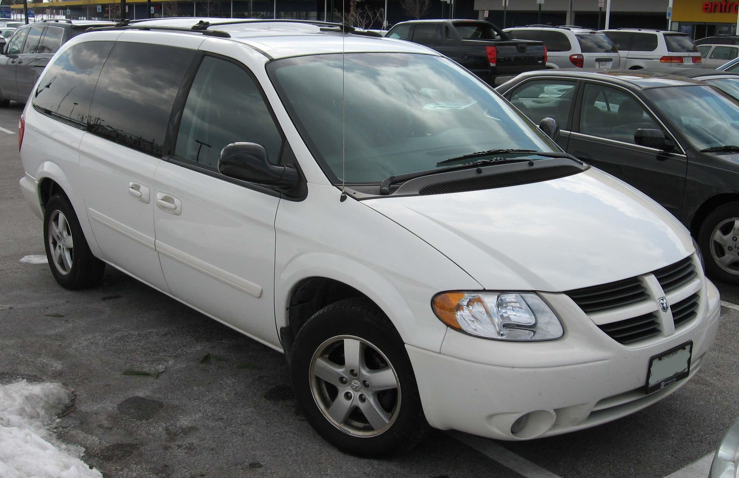 2005 Dodge Grand Caravan 12