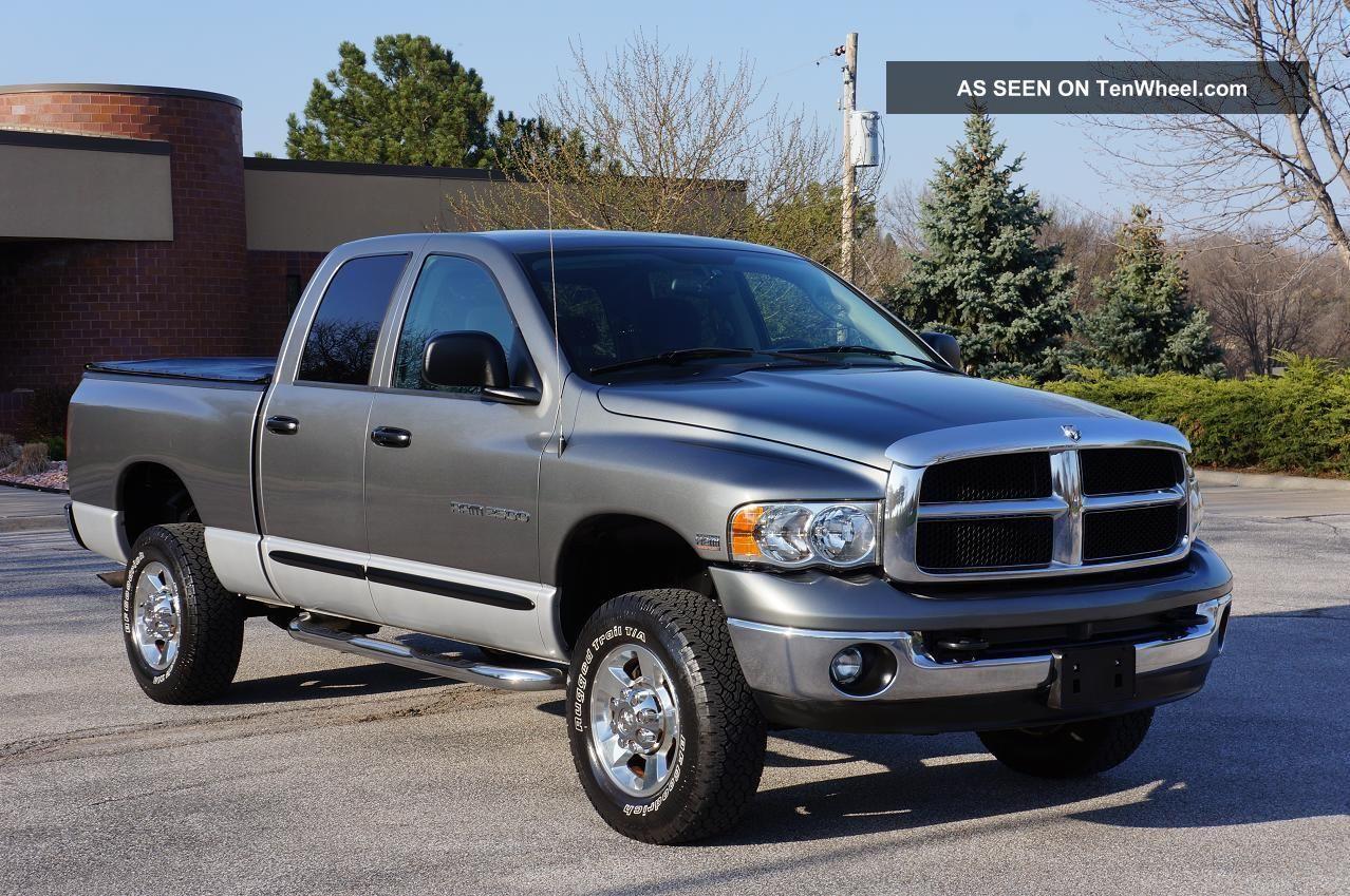 2005 dodge ram pickup 2500 11 dodge ram pickup 2500 11