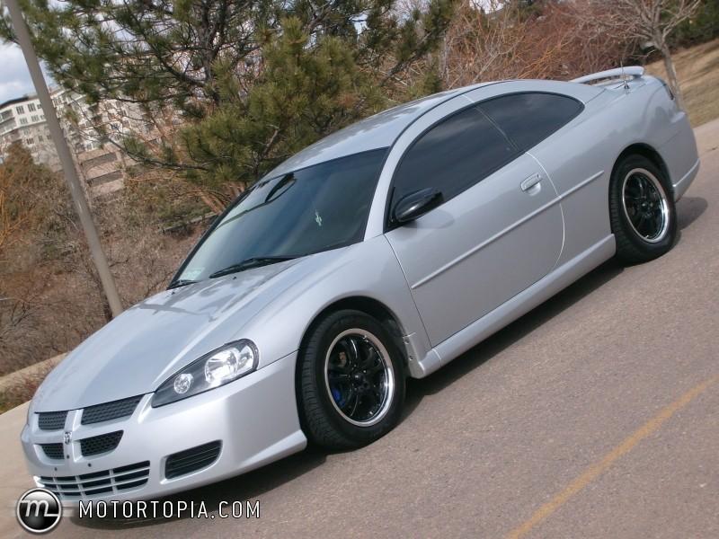 2005 dodge stratus coupe hood