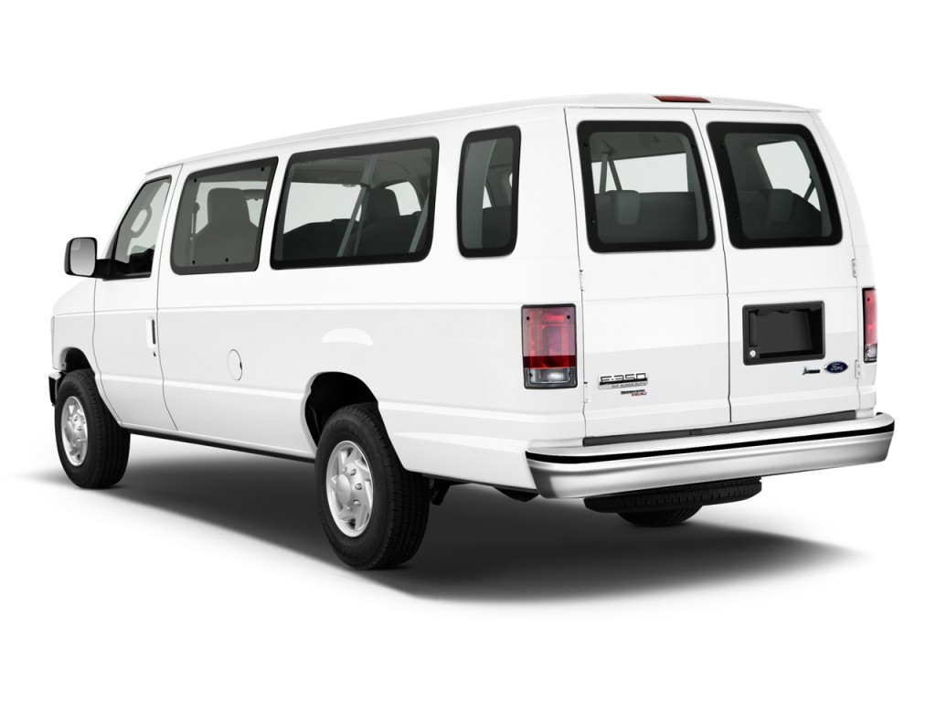 Ford Super Duty >> 2005 FORD ECONOLINE WAGON - Image #5