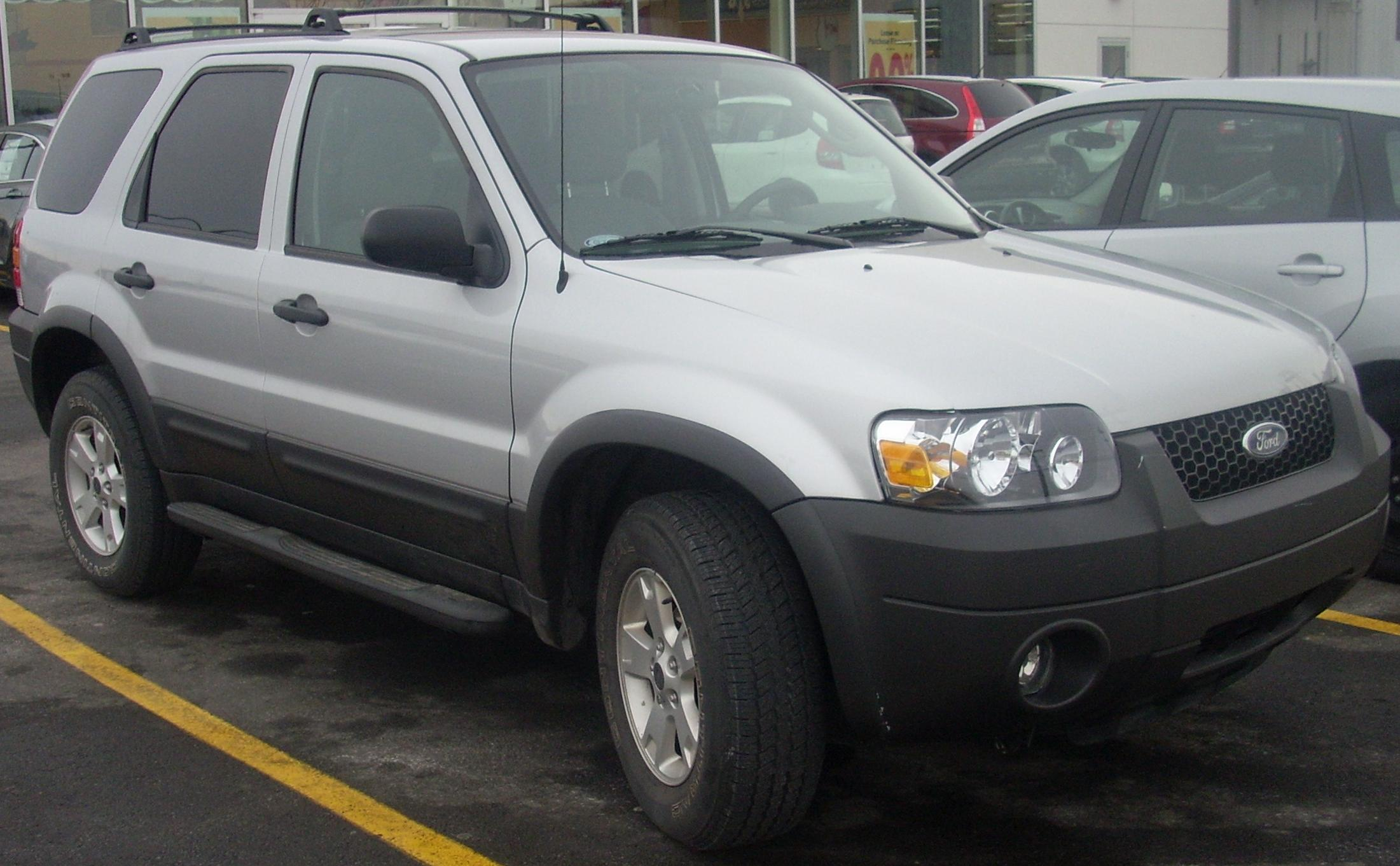 2005 ford escape image 8