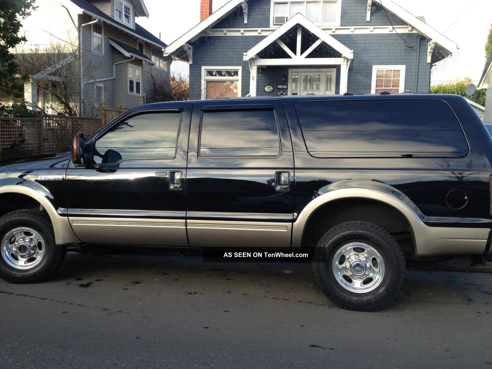 2005 ford excursion image 19