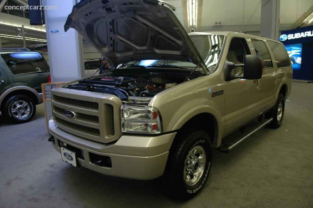 Ford Excursion #14