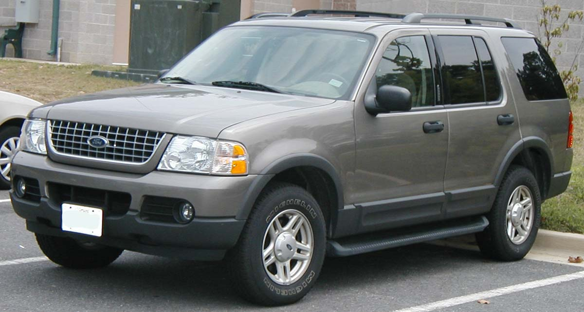 2005 Ford Explorer - Information and photos - ZombieDrive