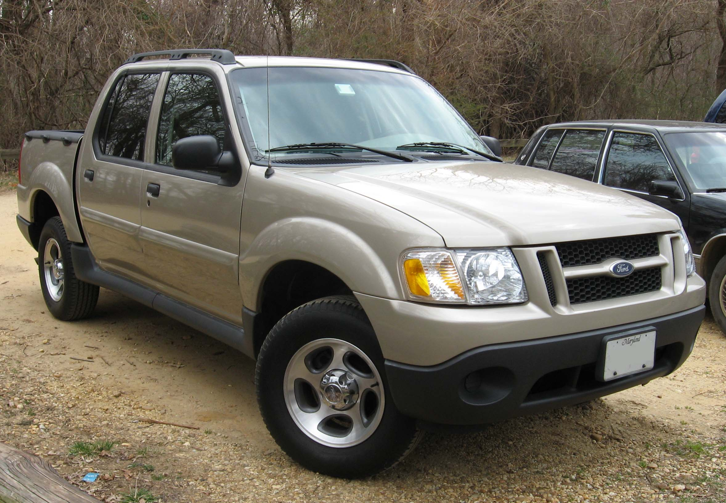 Ford explorer sport trac 9