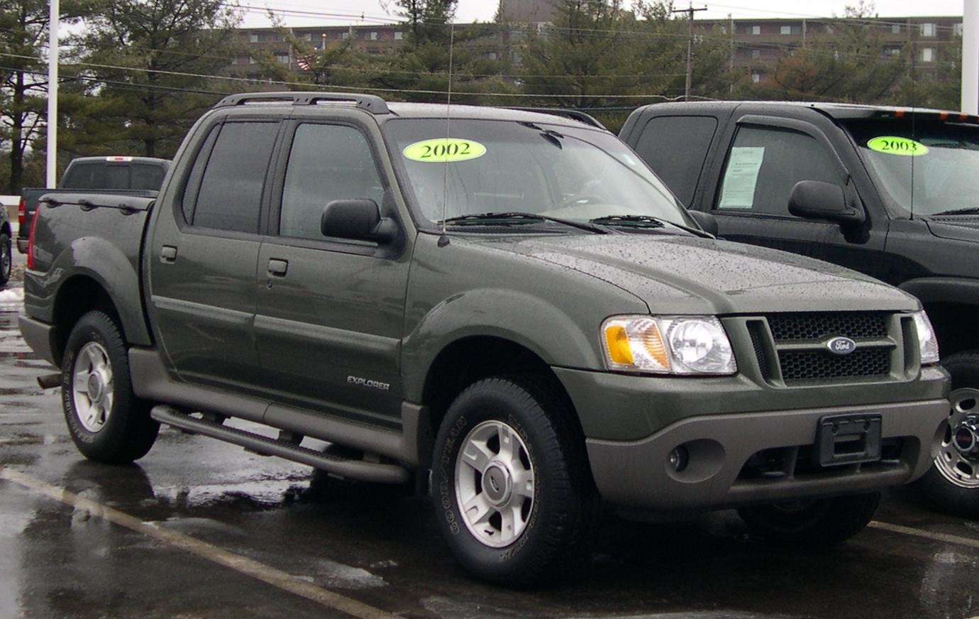 2005 ford explorer sport trac image 3