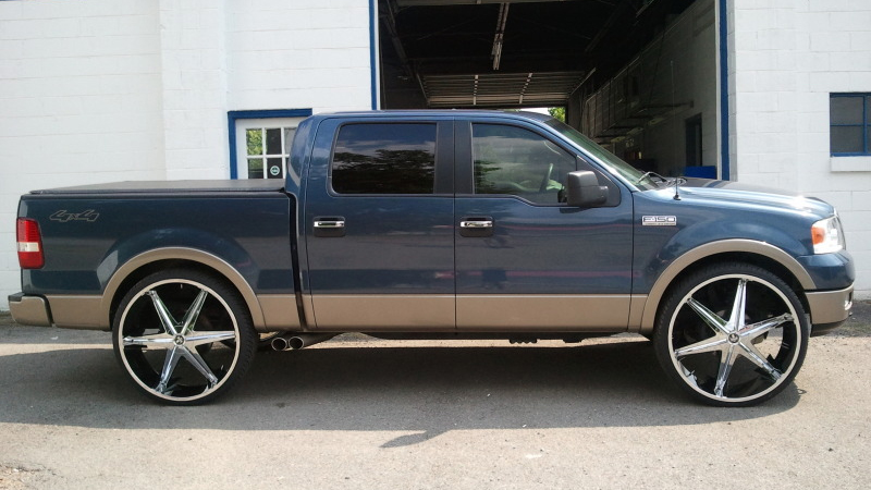 2005 Ford F 150 Image 8