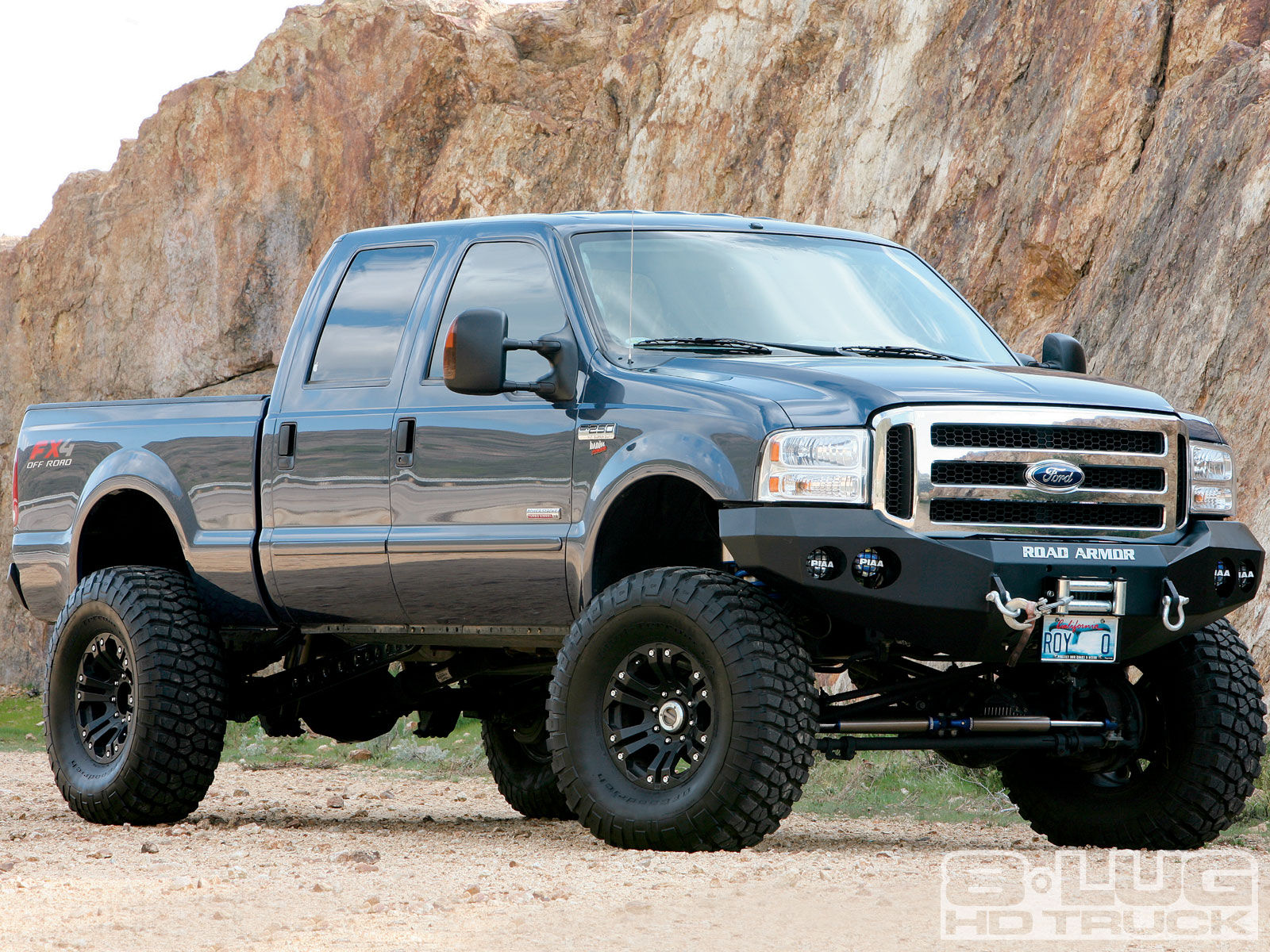 ford f 250 super duty 4