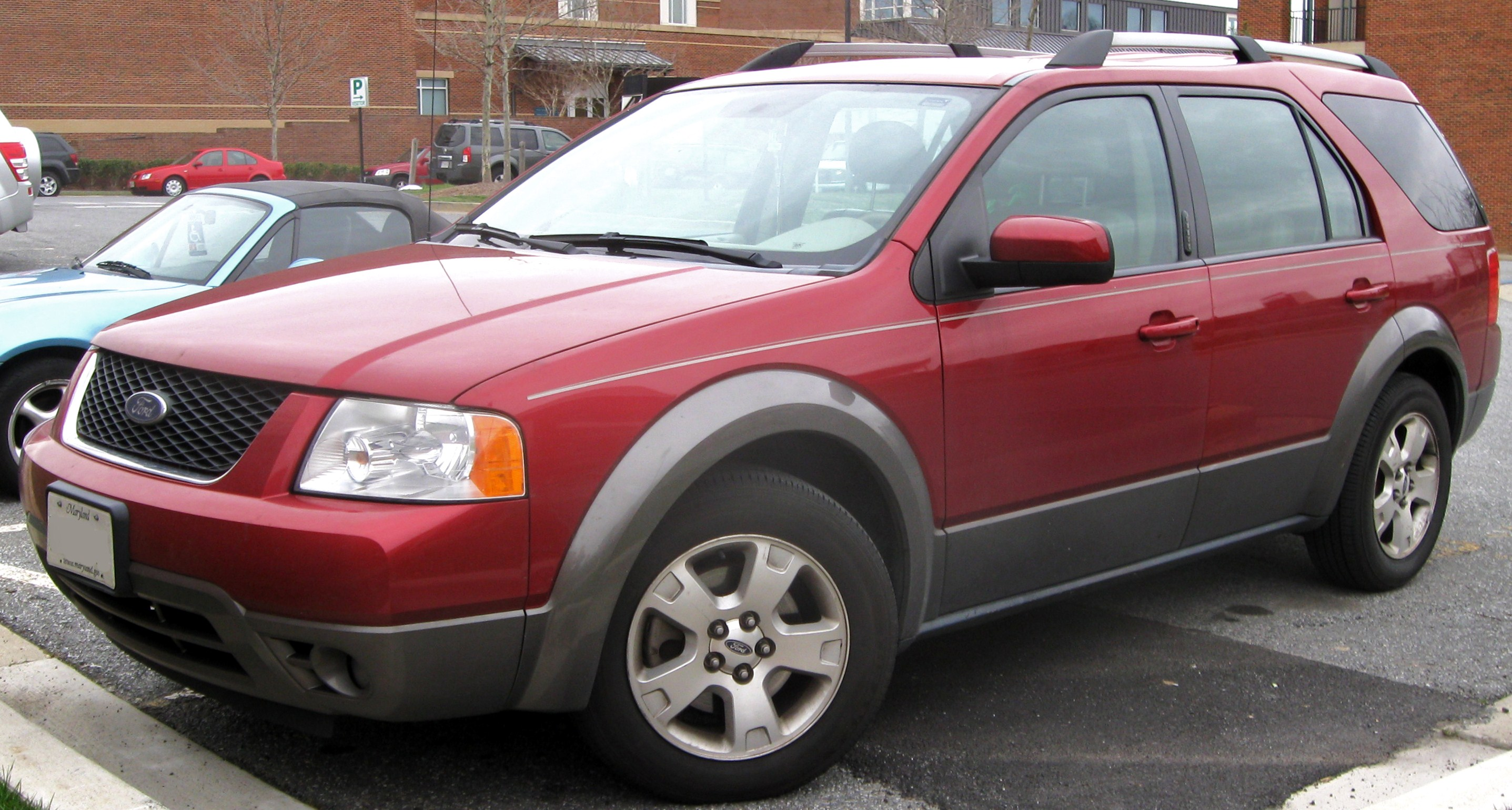 2005 ford freestyle image 13