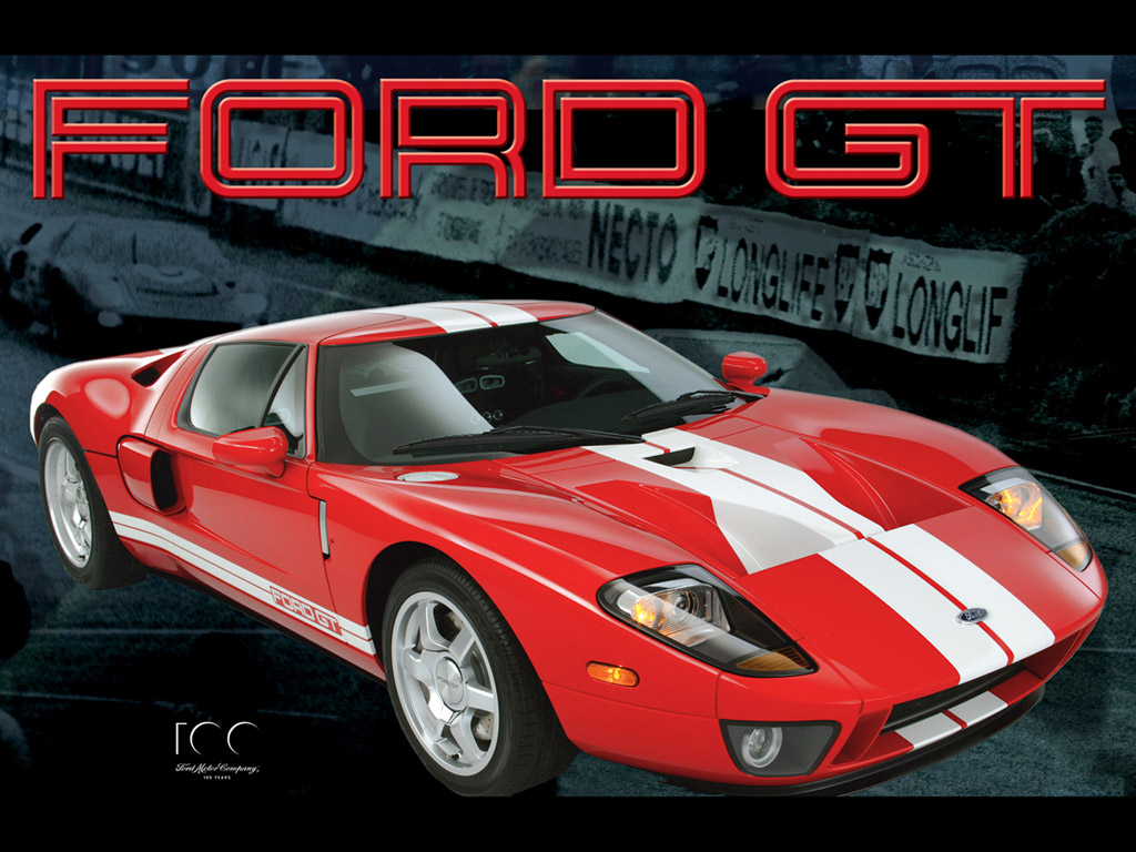 Ford GT #13
