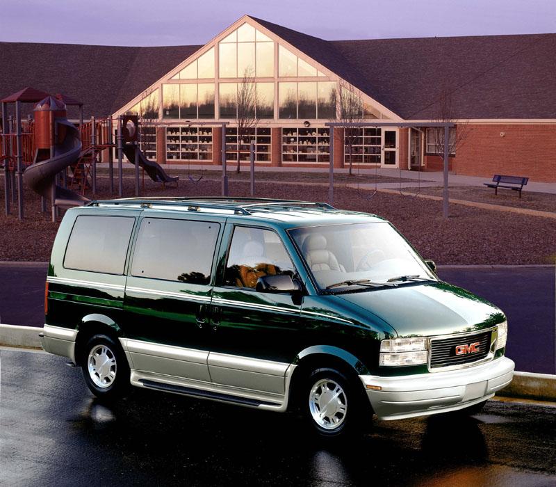 2005 gmc safari cargo image 5. Black Bedroom Furniture Sets. Home Design Ideas