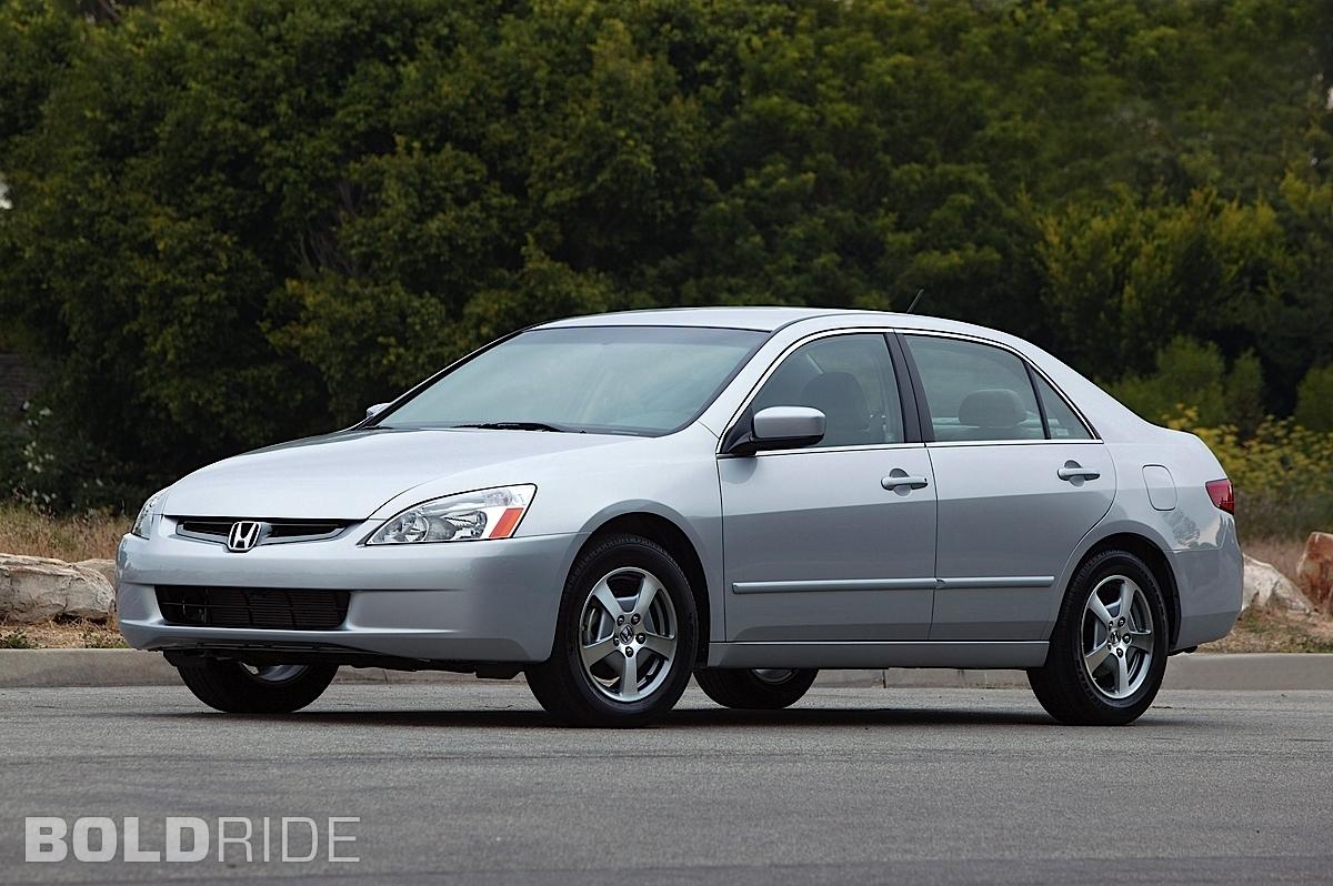 2005 Honda Accord Image 15