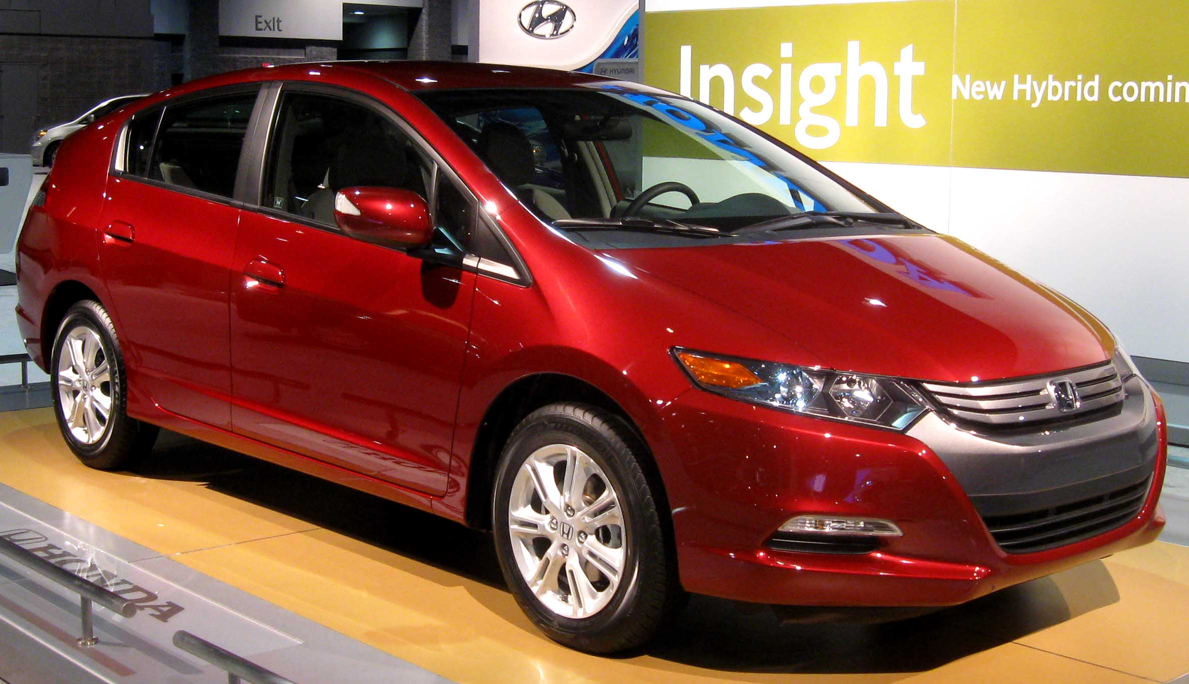 Honda Insight #20