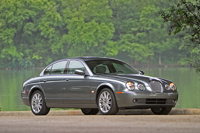 2005 Jaguar S-Type #4
