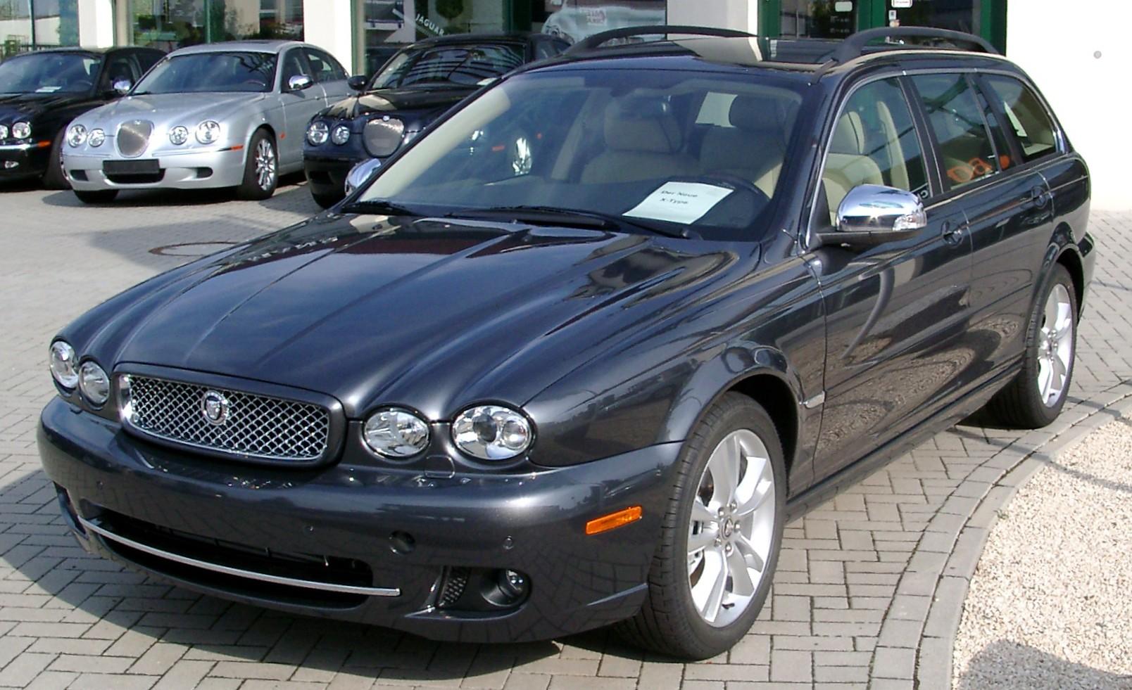 2005 jaguar x-type - information and photos - zombiedrive