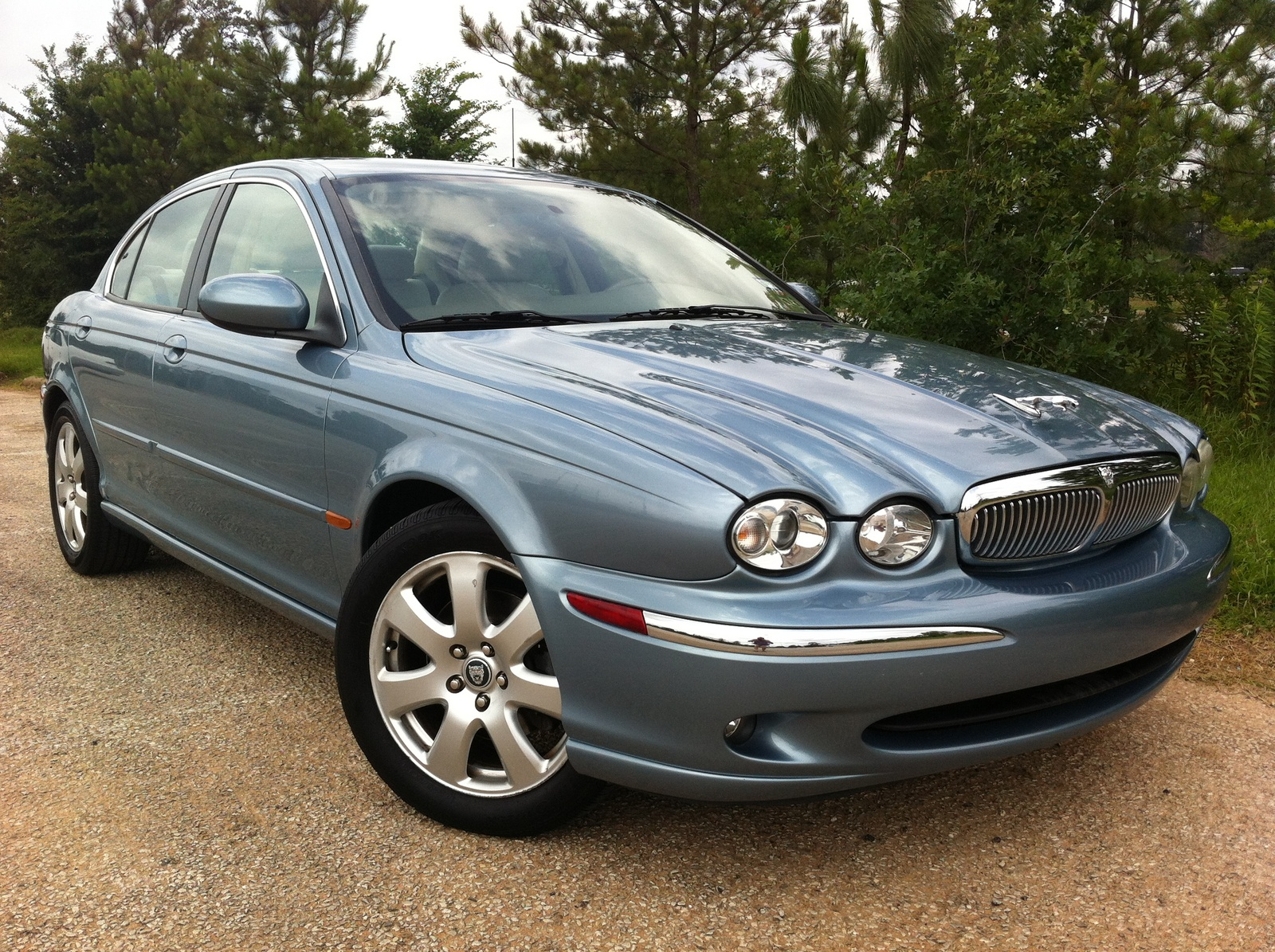 2005 jaguar x type information and photos zombiedrive. Black Bedroom Furniture Sets. Home Design Ideas