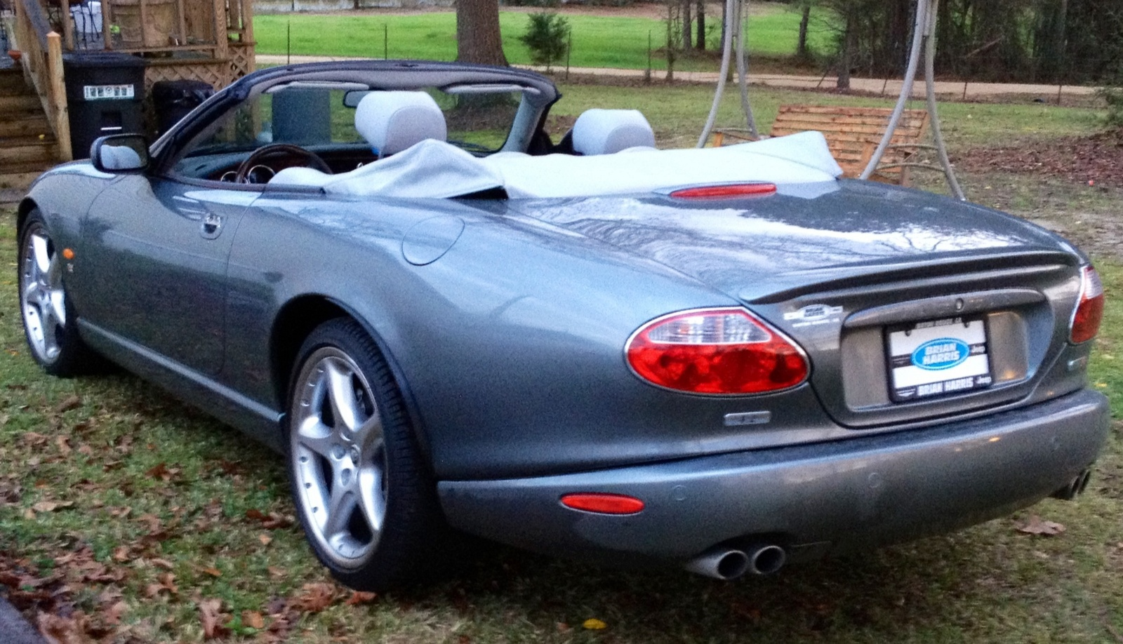 2005 Jaguar XK Series #18 Jaguar XK Series #18