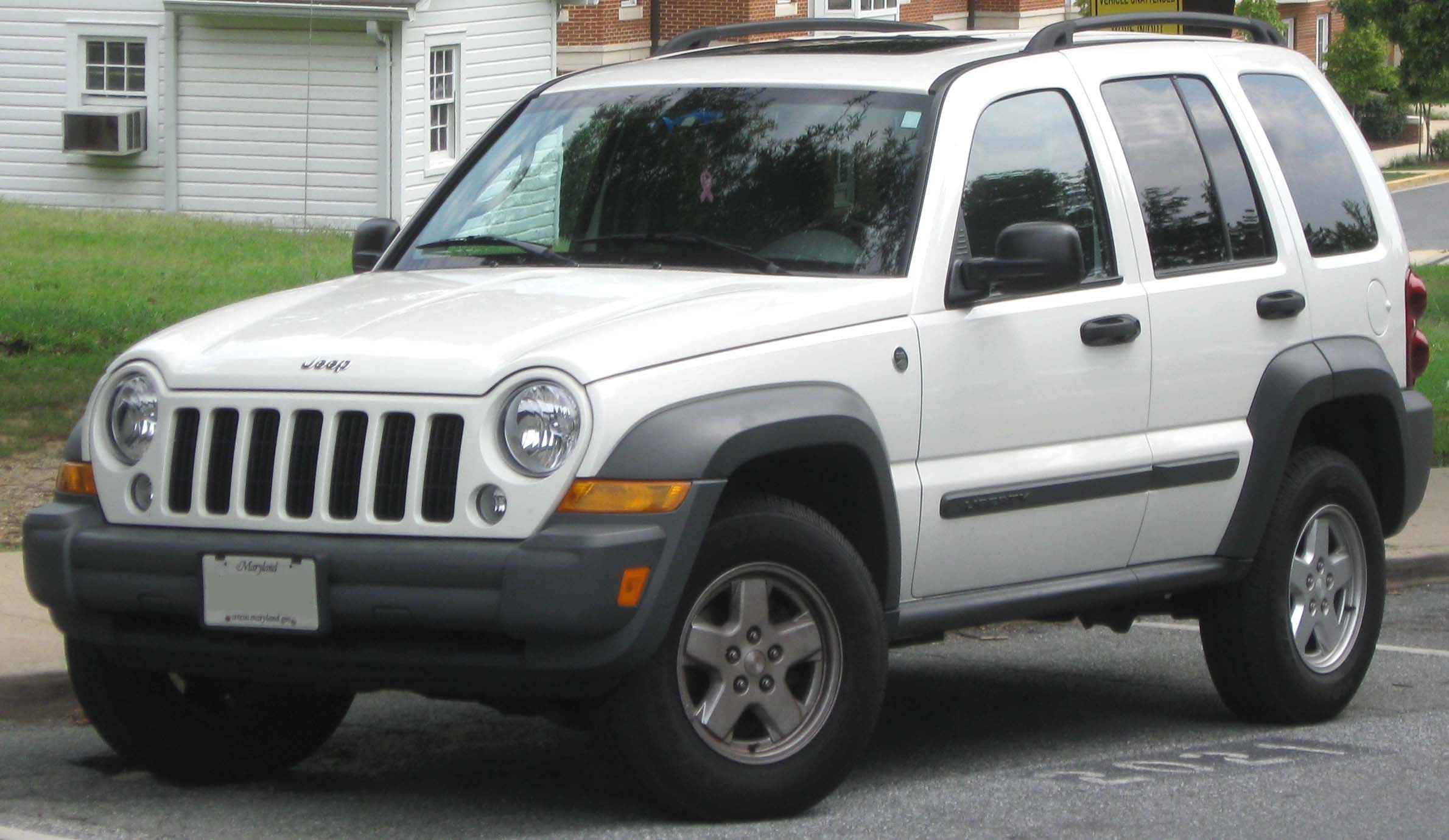 2005 Jeep Liberty Information And Photos Zombiedrive 3 7 Engine Diagram 13