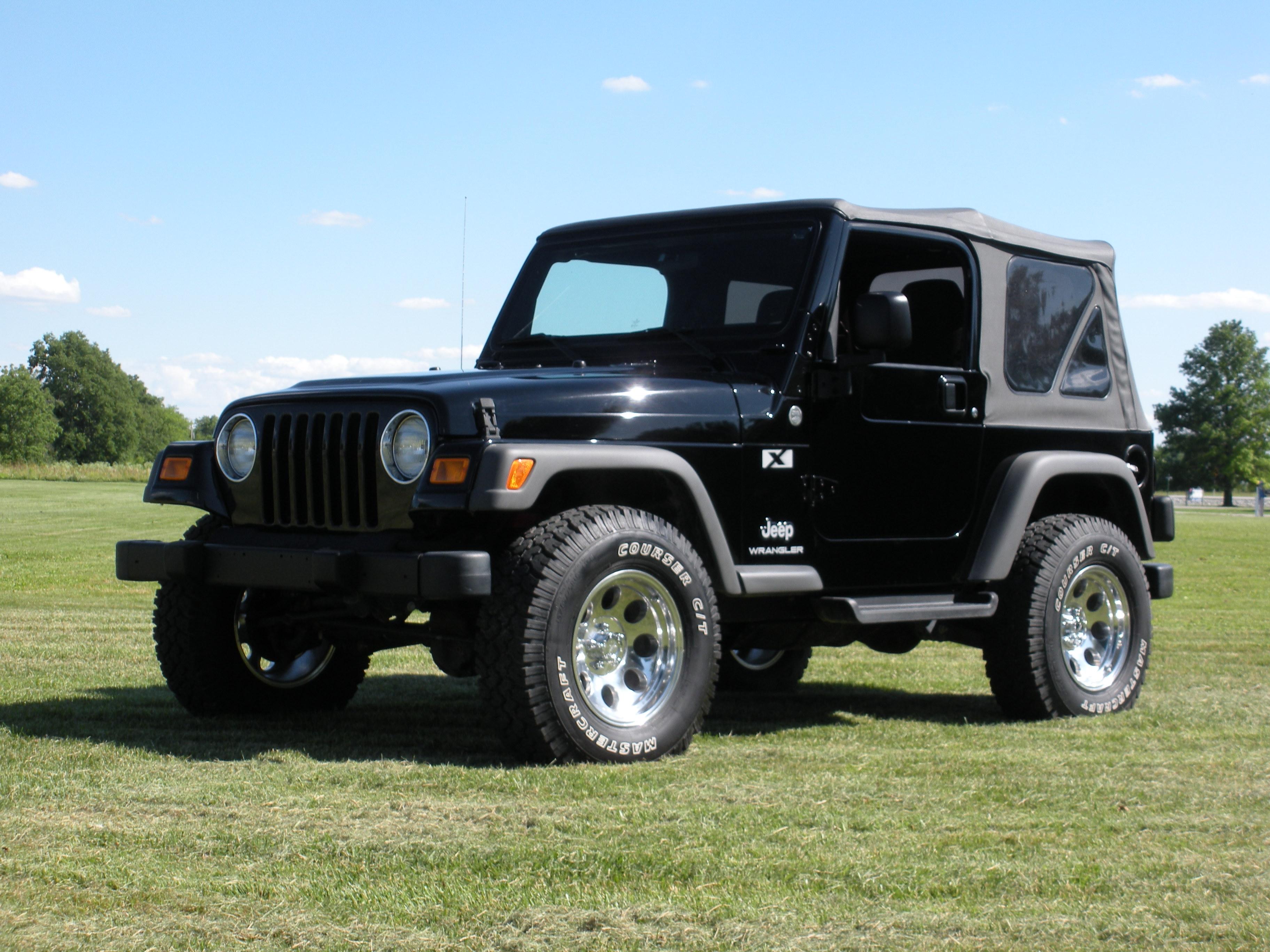 2005 Jeep Wrangler #20 Jeep Wrangler #20