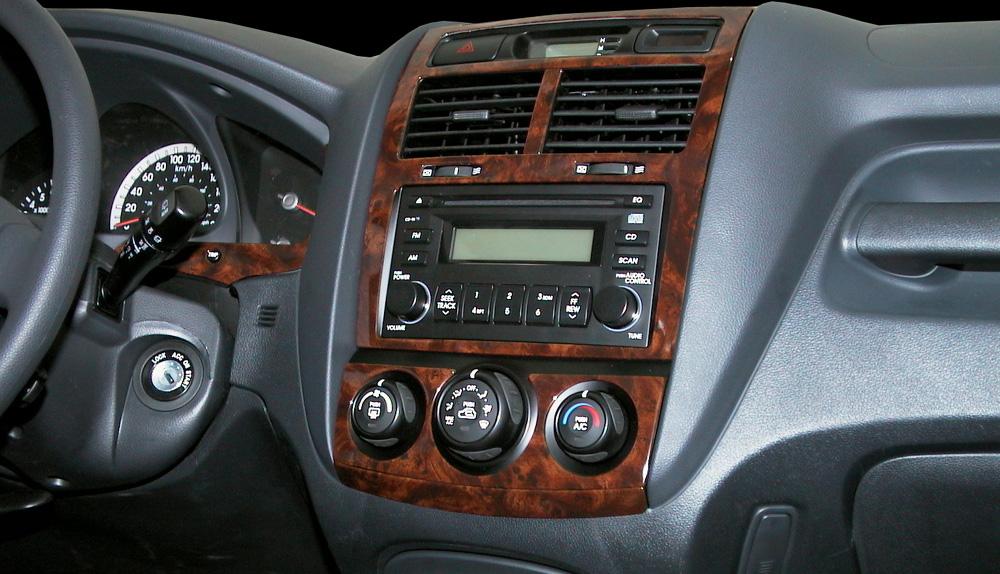 2005 Kia Sportage Image 10