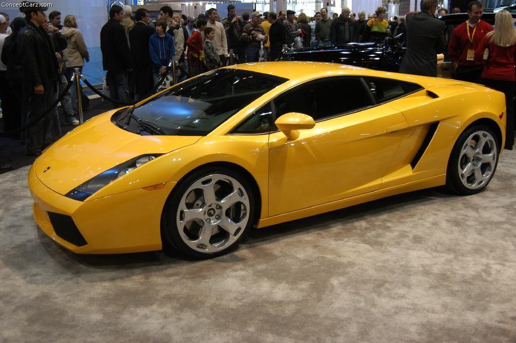2005 Lamborghini Gallardo Image 11