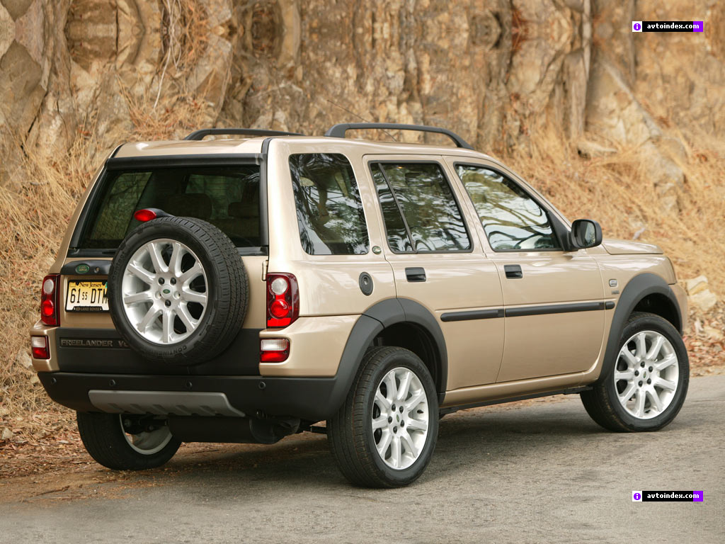 used 2003 land rover freelander consumer reviews edmunds. Black Bedroom Furniture Sets. Home Design Ideas