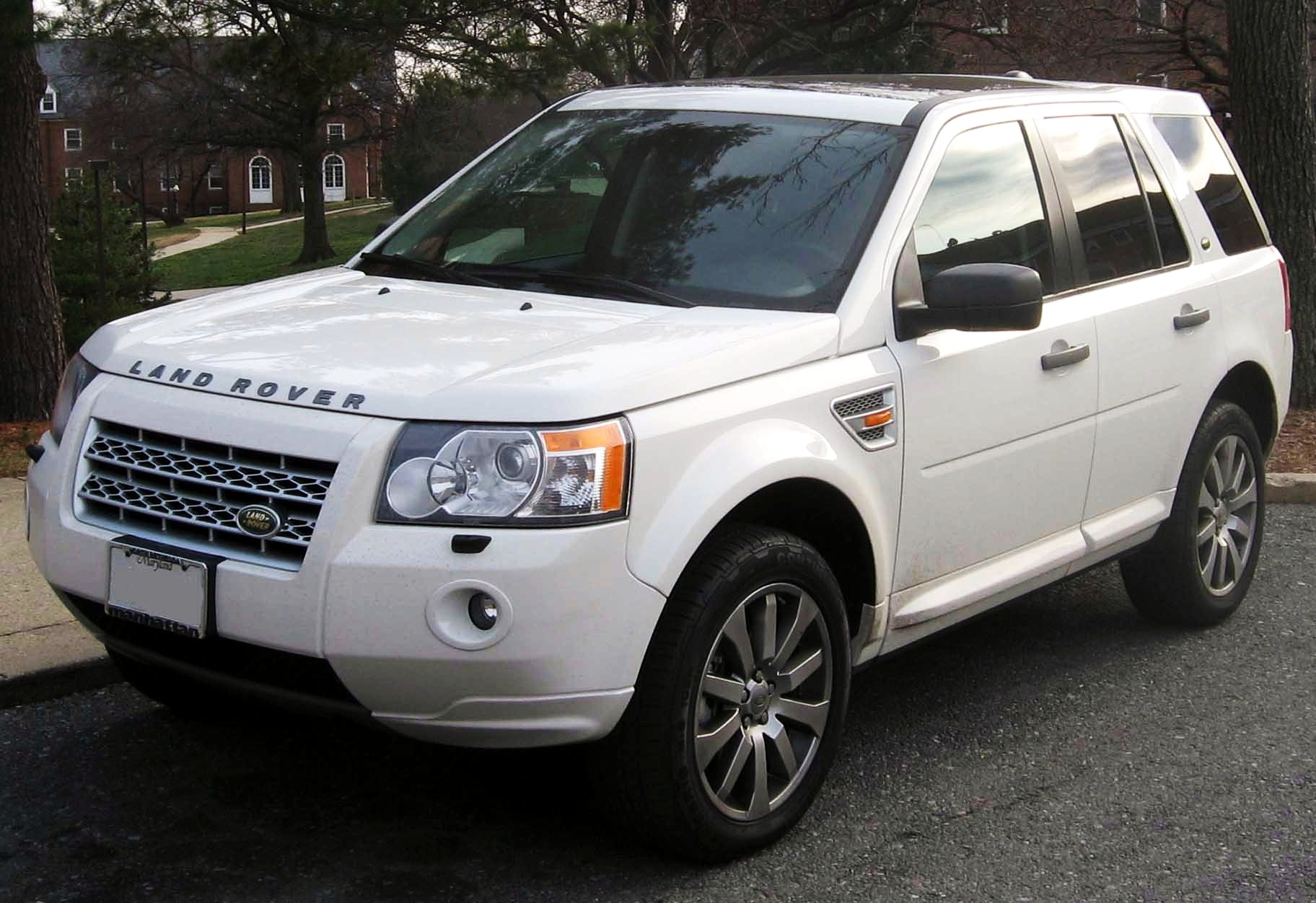 2005 Land Rover Freelander  Information and photos  ZombieDrive