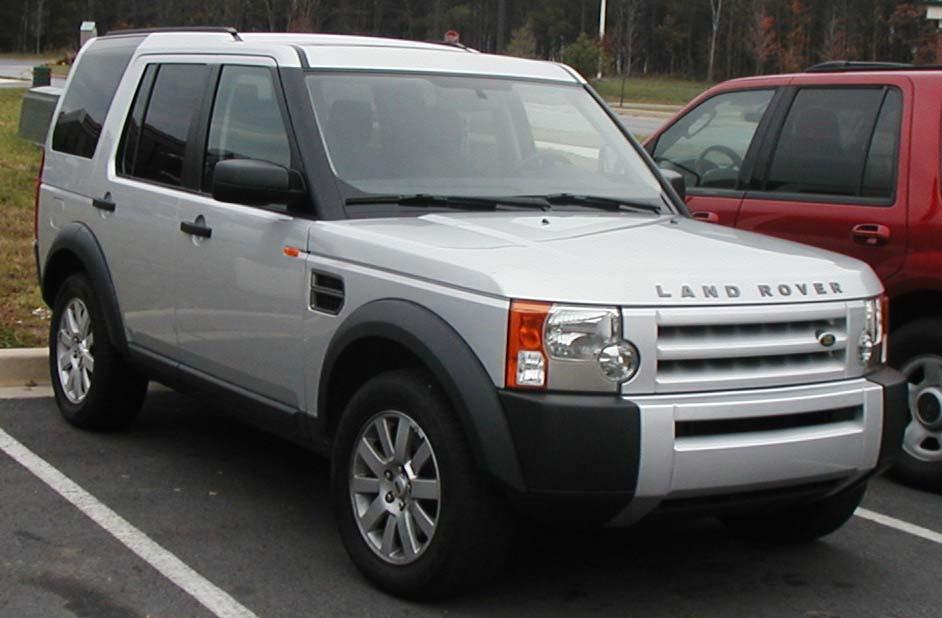 2005 Land Rover Lr3 Image 16