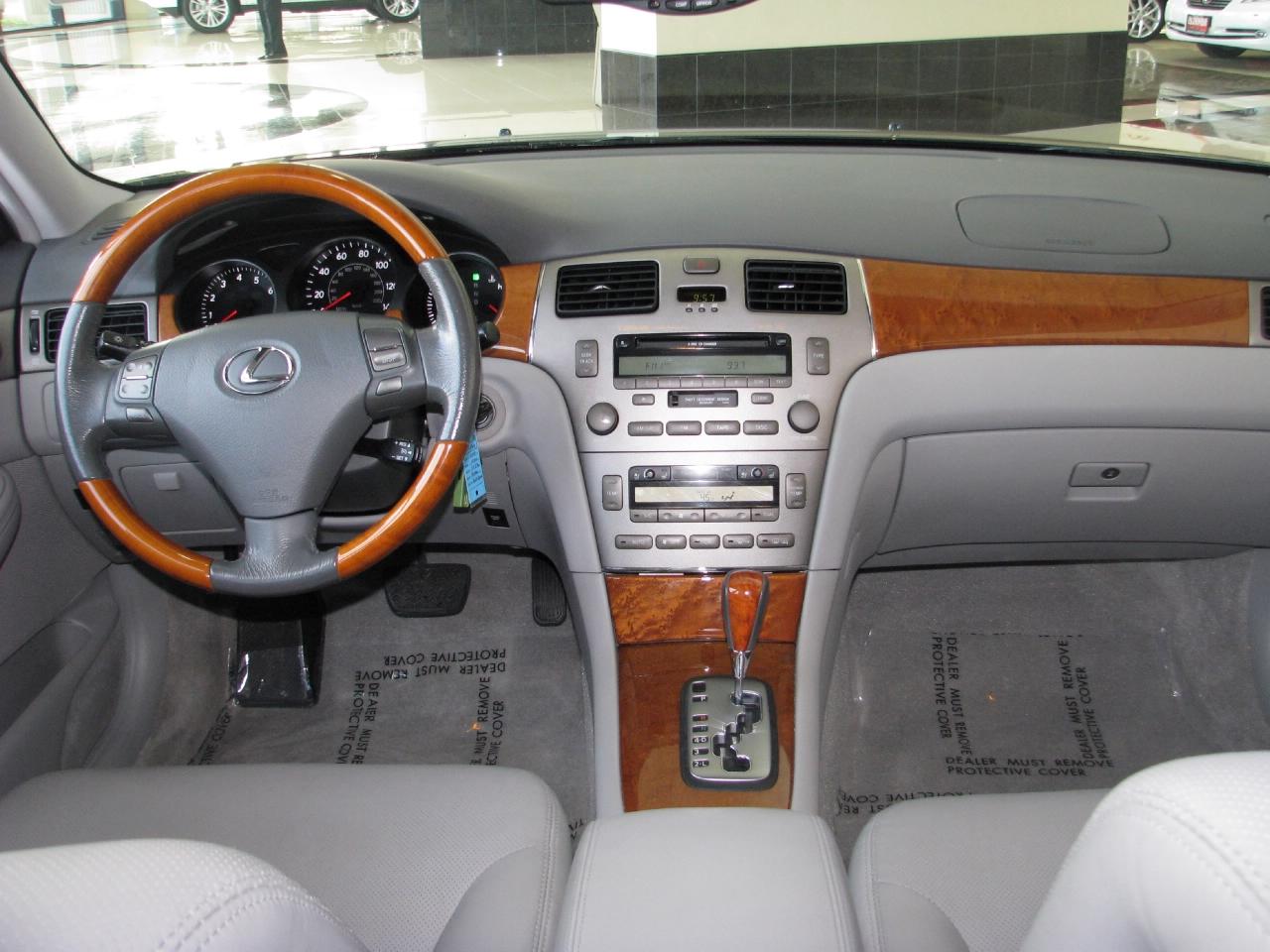lexus 2005 es330 pictures