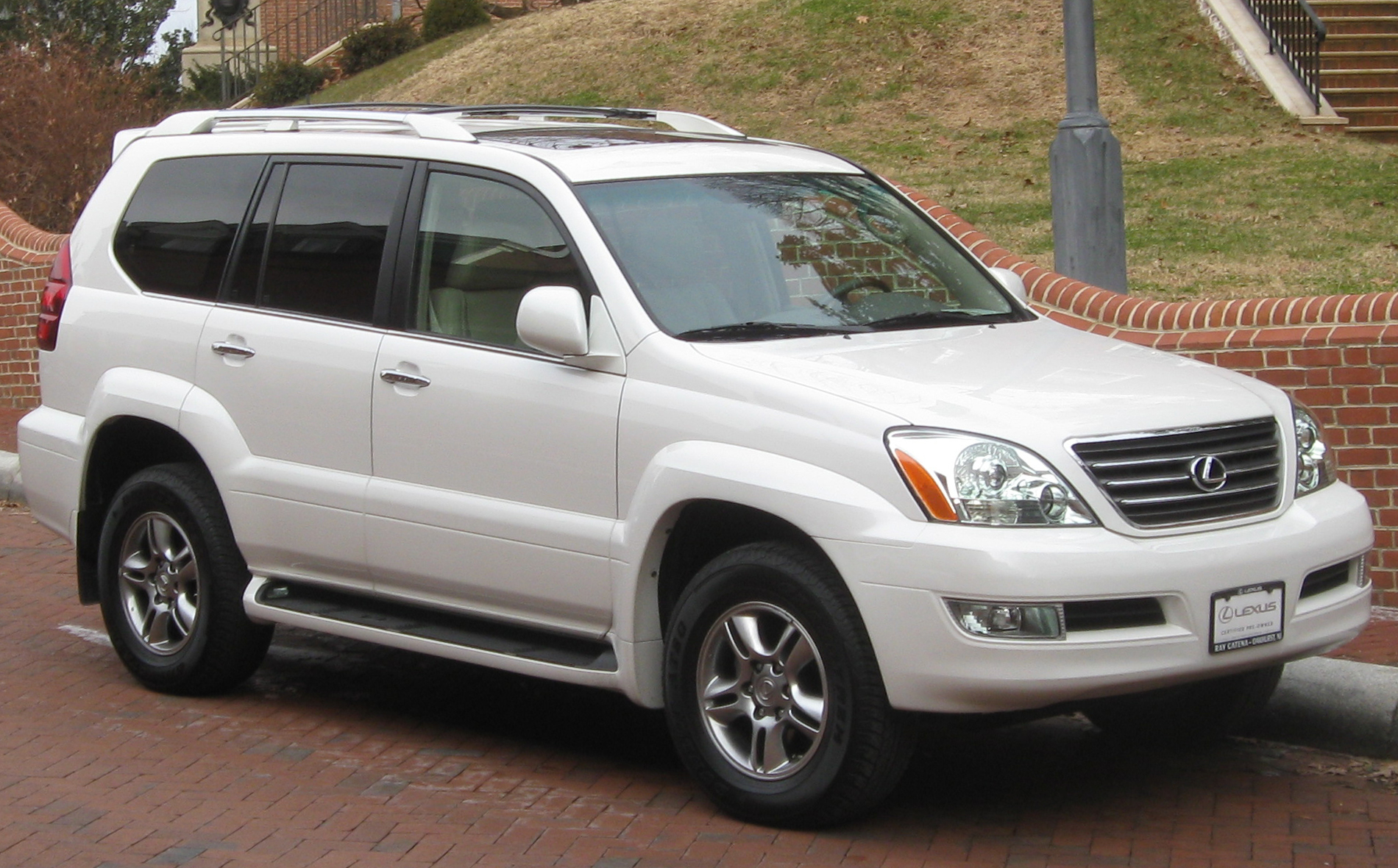 Captivating 2005 LEXUS GX 470   Image #26